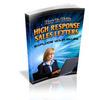Thumbnail High Response Sales Letters