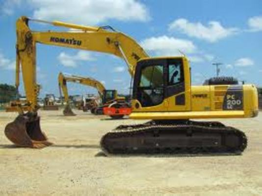 Pay for KOMATSU PC200-8, PC200LC-8, PC220-8, PC220LC-8 SHOP MANUAL