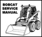 Thumbnail Bobcat 751 BICS Skid Steer Loader SERVICE Workshop MANUAL - INSTANT DOWNLOAD!