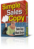 Thumbnail Simple Sales Copy - Instantly create sales pages