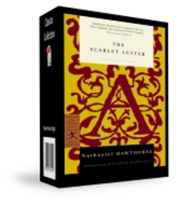 Pay for The Scarlet Letter by Nathanial Hawthorne with Resale Rights