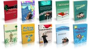 Thumbnail Business PLR Pack - 10 eBooks with MRR