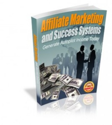 Pay for Affiliate Marketing and Success Systems with MRR