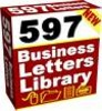 Thumbnail 597 Sales Letters And Business Forms Ready To Use-MMR