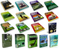 Thumbnail Golf, Golfing PLR Reports Package with Special Bonus