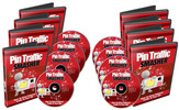 Thumbnail Pinterest - Pin Traffic Smasher Video Course with PLR