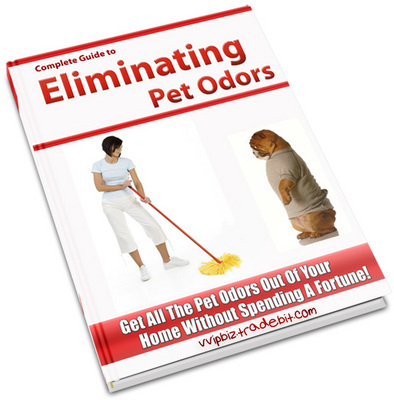 Pay for Complete Guide to Eliminating Pet Odors in Your Home