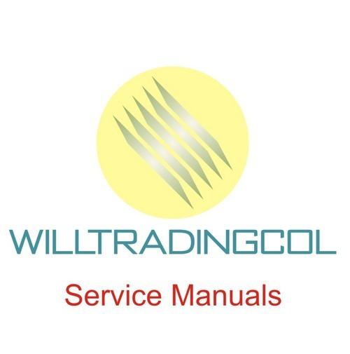 Pay for Ricoh Aficio MP9000/MP1100/MP1350 Full Service Manual